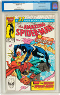 Modern Age (1980-Present):Superhero, The Amazing Spider-Man #275 Group of 10 Copies (Marvel, 1986) CGCNM/MT 9.8 White pages.... (Total: 10 Comic Books)