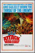 "Movie Posters:War, Attack on the Iron Coast and Other Lot (United Artists, 1968). OneSheets (2) (27"" X 41""). War.. ... (Total: 2 Items)"