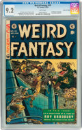Golden Age (1938-1955):Science Fiction, Weird Fantasy #19 Gaines File Copy 8/12 (EC, 1953) CGC NM- 9.2White pages....