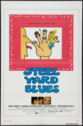 """Movie Posters:Comedy, Steelyard Blues and Other Lot (Warner Brothers, 1973). One Sheets(2) (27"""" X 41""""). Comedy.. ... (Total: 2 Items)"""
