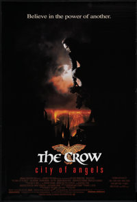 "The Crow: City of Angels (Miramax/Dimension, 1996). One Sheet (27"" X 40""). Action"
