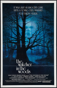 """The Watcher in the Woods (Buena Vista, 1980). One Sheet (27"""" X 41"""") Flat Folded. Thriller"""