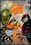 """Movie Posters:Fantasy, James and the Giant Peach (Buena Vista, 1996). One Sheet (27"""" X40""""). DS Style B. Fantasy.. ..."""