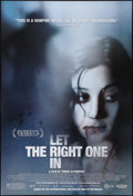 "Movie Posters:Fantasy, Let the Right One In (Magnet Releasing, 2008). One Sheet (27"" X40""). DS. Fantasy.. ..."