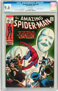 Bronze Age (1970-1979):Superhero, The Amazing Spider-Man #80 (Marvel, 1970) CGC NM+ 9.6 White pages....