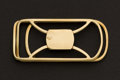 Estate Jewelry:Other , Tiffany & Co. 14k Gold Money Clip. ...