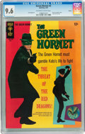 Silver Age (1956-1969):Adventure, The Green Hornet #2 Boston pedigree (Gold Key, 1967) CGC NM+ 9.6 Off-white to white pages....