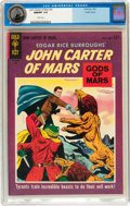 Silver Age (1956-1969):Science Fiction, John Carter of Mars #2 Pacific Coast pedigree (Gold Key, 1964) CGCNM/MT 9.8 White pages....