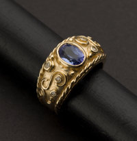 Fancy 14k Gold Ring