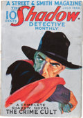 Pulps:Hero, Shadow V2#6 (Street & Smith, 1932) Condition: VG+....