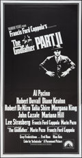 """Movie Posters:Crime, The Godfather Part II (Paramount, 1974). International Three Sheet(41"""" X 81""""). Crime.. ..."""