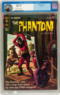 Silver Age (1956-1969):Superhero, Phantom #9 Pacific Coast pedigree (Gold Key, 1964) CGC NM+ 9.6Off-white to white pages....