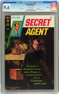 Silver Age (1956-1969):Adventure, Secret Agent #2 Pacific Coast pedigree (Gold Key, 1968) CGC NM+ 9.6 Off-white pages....