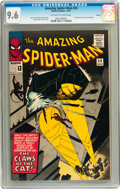Silver Age (1956-1969):Superhero, The Amazing Spider-Man #30 Circle 8 pedigree (Marvel, 1965) CGC NM+ 9.6 Off-white to white pages....