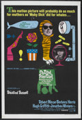 """Movie Posters:Comedy, Oh Dad, Poor Dad, Mama's Hung You in the Closet and I'm Feeling So Sad (Paramount, 1967). One Sheet (27"""" X 41""""). Comedy. Sta..."""
