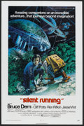 "Movie Posters:Science Fiction, Silent Running (Universal, 1972). One Sheet (27"" X 41""). ScienceFiction. Starring Bruce Dern, Cliff Potts, Ron Rifkin and J..."
