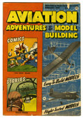 "Golden Age (1938-1955):Miscellaneous, Aviation Adventures and Model Building #17 Davis Crippen (""D"" Copy) pedigree (Parents' Magazine Institute, 1947) Condition: FN..."
