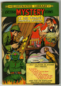 """Golden Age (1938-1955):Crime, Classics Illustrated Giant - Exciting Mystery Stories (Gilberton, 1949) Condition: VG/FN. Reprints """"The Moonstone,"""" """"The Sig..."""