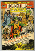 "Golden Age (1938-1955):Classics Illustrated, Classics Illustrated Giant - Great Adventure Stories (Gilberton, 1949) Condition: VG+. Reprints ""A Tale of Two Cities,"" ""Rob..."