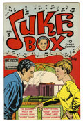 Golden Age (1938-1955):Miscellaneous, Juke Box Comics #3 (Famous Funnies, 1948) Condition: VF/NM. Peggy Lee story. Overstreet 2006 VF/NM 9.0 value = $174; NM- 9.2...