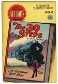 Golden Age (1938-1955):Classics Illustrated, Stories by Famous Authors Illustrated #4 The 39 Steps (SeaboardPub., 1950) Condition: VG/FN. Overstreet 2006 VG 4.0 value =...
