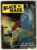 Pulps:Detective, Black Mask V30#4 (Fictioneers Inc., 1947) Condition: VG. Bookery'sGuide to Pulps VG 4.0 value = $20....