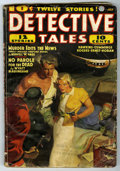 Pulps:Detective, Detective Tales V6#4 (Popular Publications, 1937) Condition: GD.Bookery's Guide to Pulps GD value = $15....