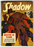 Pulps:Detective, Shadow V37#6 (Street & Smith, 1941) Condition: VG+. Off-whitepages. No tanning. Bookery's Guide to Pulps VG 4.0 value = $45...