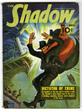 Pulps:Detective, Shadow V39#4 (Street & Smith, 1941) Condition: VG+. Off-whitepages with no tanning. Bookery's Guide to Pulps VG 4.0 value =...
