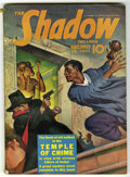 Pulps:Detective, Shadow V39#6 (Street & Smith, 1941) Condition: VG/FN. Off-whitepages with no tanning. Bookery's Guide to Pulps VG 4.0 value...