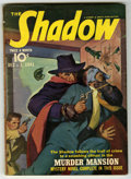 Pulps:Detective, Shadow V40#1 (Street & Smith, 1941) Condition: VG/FN. Off-whitepages with no tanning. Bookery's Guide to Pulps VG 4.0 value...