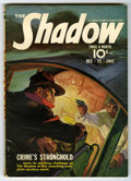 Pulps:Detective, Shadow V40#2 (Street & Smith, 1941) Condition: FN-. Off-whitepages with no tanning. Bookery's Guide to Pulps FN 6.0 value =...