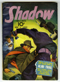 Pulps:Detective, Shadow V40#3 (Street & Smith, 1942) Condition: FN. Off-white pages with no tanning. Bookery's Guide to Pulps FN 6.0 value = ...