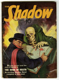 Pulps:Detective, Shadow V40#4 (Street & Smith, 1942) Condition: FN. Classic skeletal Death cover. Off-white pages. No tanning. Overstreet 200...