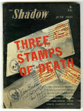Pulps:Detective, Shadow V49#4 (Street & Smith, 1945) Condition: FN/VF. Off-white pages. No tanning. Bookery's Guide to Pulps FN 6.0 value = $...