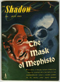 Pulps:Detective, Shadow V49#5 (Street & Smith, 1945) Condition: FN-. Off-whitepages with no tanning. Bookery's Guide to Pulps FN 6.0 value =...