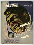 Pulps:Detective, Shadow V50#6 (Street & Smith, 1946) Condition: FN/VF. Off-whitepages with no tanning. Bookery's Guide to Pulps FN 6.0 value...