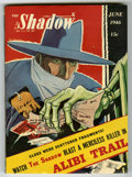 Pulps:Detective, Shadow V51#4 (Street & Smith, 1946) Condition: VF. Off-whitepages. No tanning. Bookery's Guide to Pulps FN 6.0 value = $40....