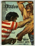 Pulps:Detective, Shadow V52#2 (Street & Smith, 1946) Condition: VF. Off-whitepages. No tanning. Bookery's Guide to Pulps FN 6.0 value = $40....