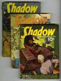 Pulps:Detective, Shadow Pulp Group (Street & Smith, 1941-42) Condition: AverageGD. Issues included are July 1, 1941; February 1, 1942 (top p...(Total: 7)