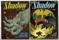 Pulps:Detective, Shadow Group (Street & Smith, 1943) Condition: VG/FN. Includedare the February 1 and February 15, 1943 issues. Off-white pa...(Total: 2 Items)
