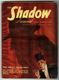 The Shadow Annual 1942 Edition (Street & Smith, 1942) Condition: VG+. Bedsheet format. Reprints three early issues...