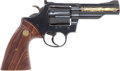 """Handguns:Double Action Revolver, Boxed Colt Trooper MK III """"Immigration and Naturalization"""" Special Edition Revolver, 1 of 300...."""