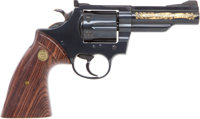 """Boxed Colt Trooper MK III """"Immigration and Naturalization"""" Special Edition Revolver, 1 of 300"""