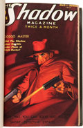 Pulps:Hero, Shadow Bound Volumes from the Library of Walter Gibson (Street & Smith, 1936-37).... (Total: 4 Items)