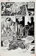 Original Comic Art:Panel Pages, Al Williamson and Dan Green Blade Runner #2 page 14 OriginalArt (Marvel, 1982)....