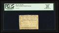 Colonial Notes:North Carolina, North Carolina April 23, 1761 20s PCGS Apparent Very Fine 35.. ...