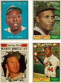 Baseball Cards:Sets, 1961 Topps Baseball Complete Set (587). ...
