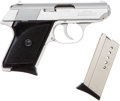 Handguns:Semiautomatic Pistol, Boxed Walther American Model TPH Semi-Automatic Pistol by Interarms....