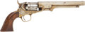 Antiques:Antiquities, Colt Model 1865 Pocket Navy Percussion Revolver....